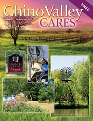 Chino Valley Cares – Summer/Fall 2016