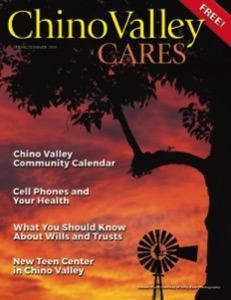 Chino Valley Cares – Spring/Summer 2018