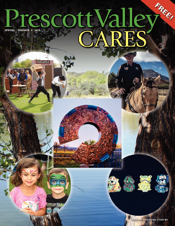 Prescott Valley Cares – Spring-Summer 2019